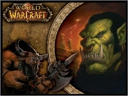 World Of Warcraft, posta�, fantasy